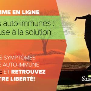 Programme en ligne, maladie auto-immune de la cause à la solution